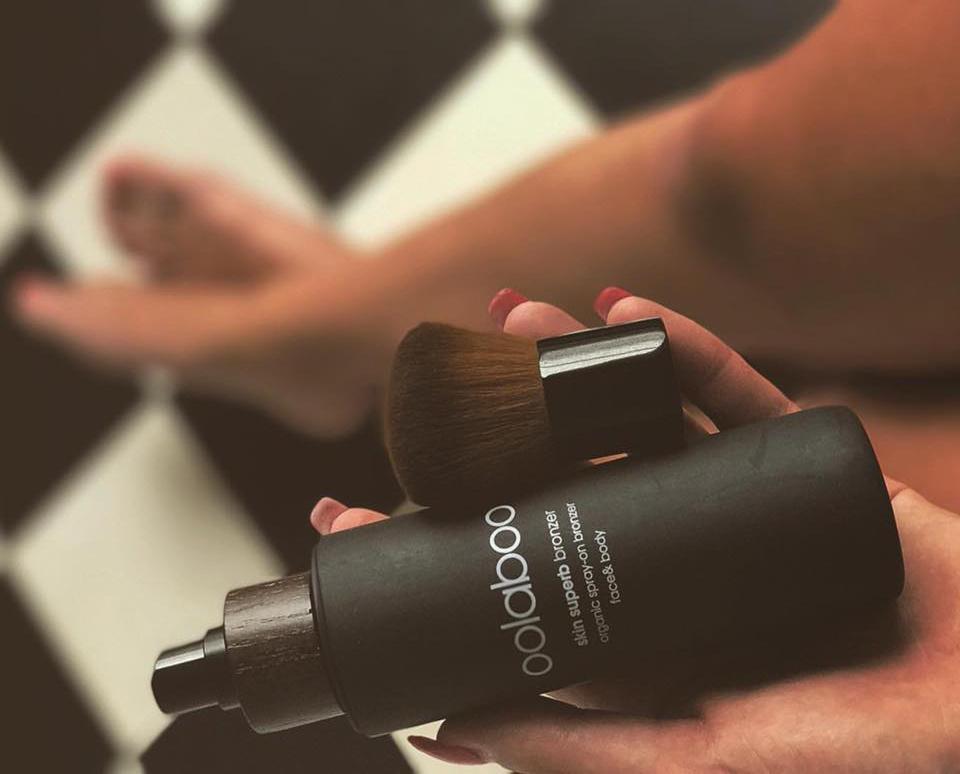 Oolaboo skin superb bronzer