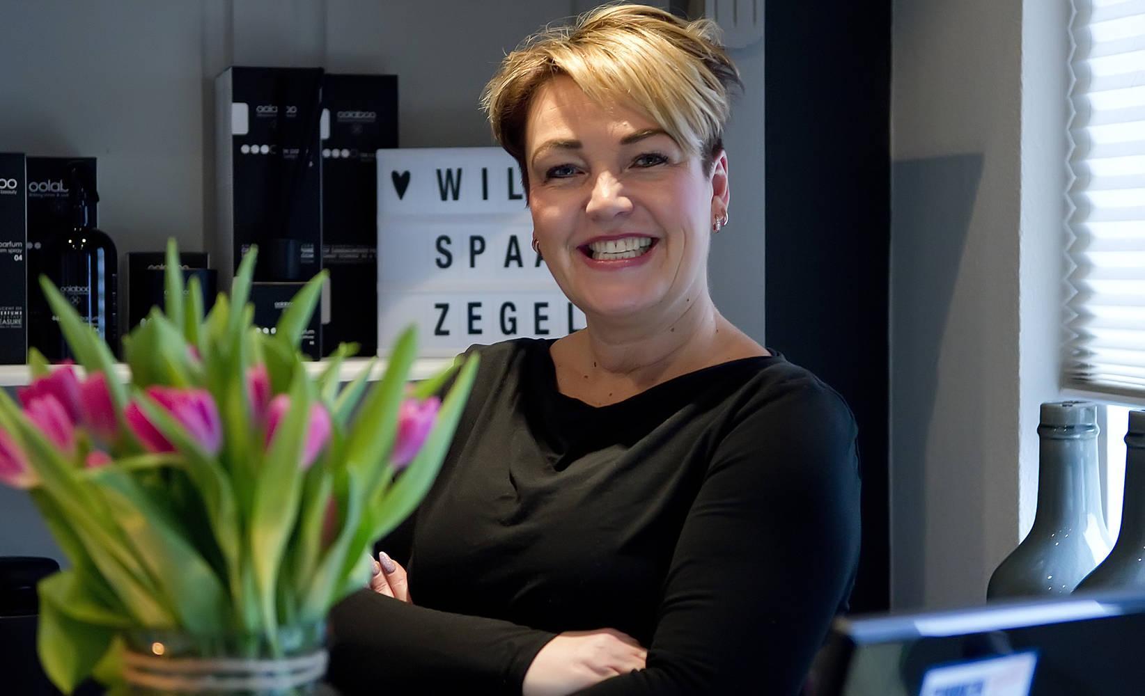 Even voorstellen: Wilma van Donderen, eigenaresse