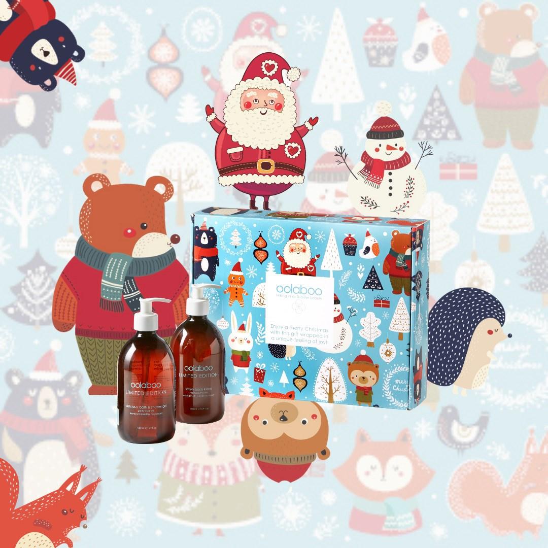 De Limited Edition Oolaboo Christmas Box