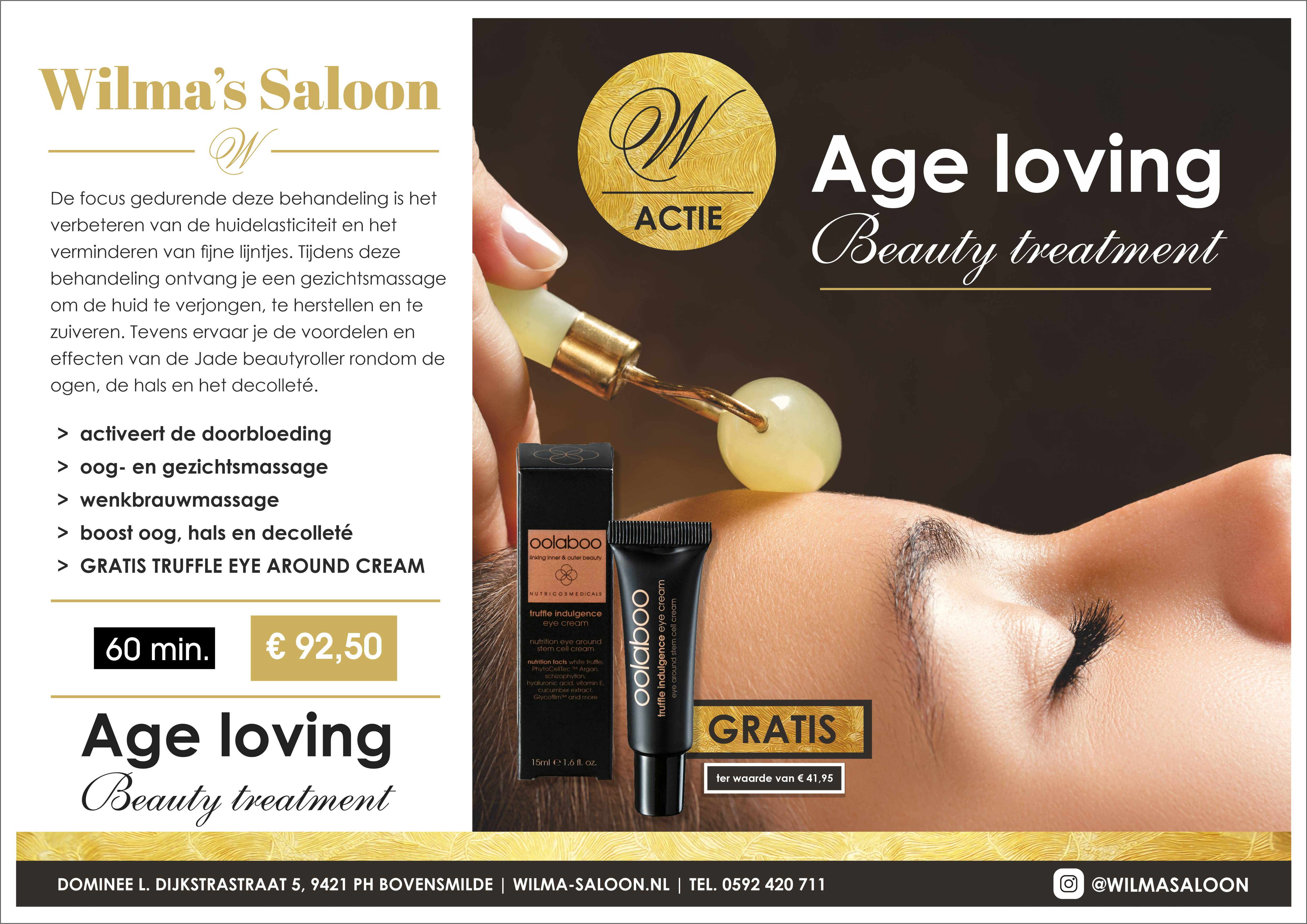 Age Loving Beauty Treatment